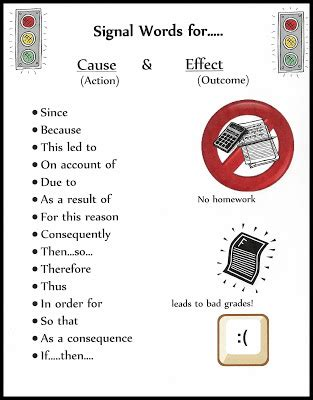 How to make cause and effect essay
